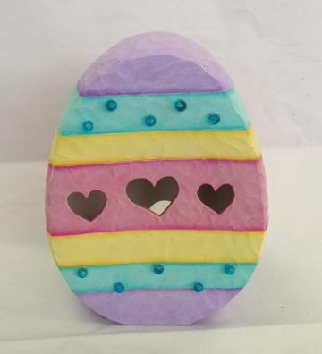 Small Whittled Egg