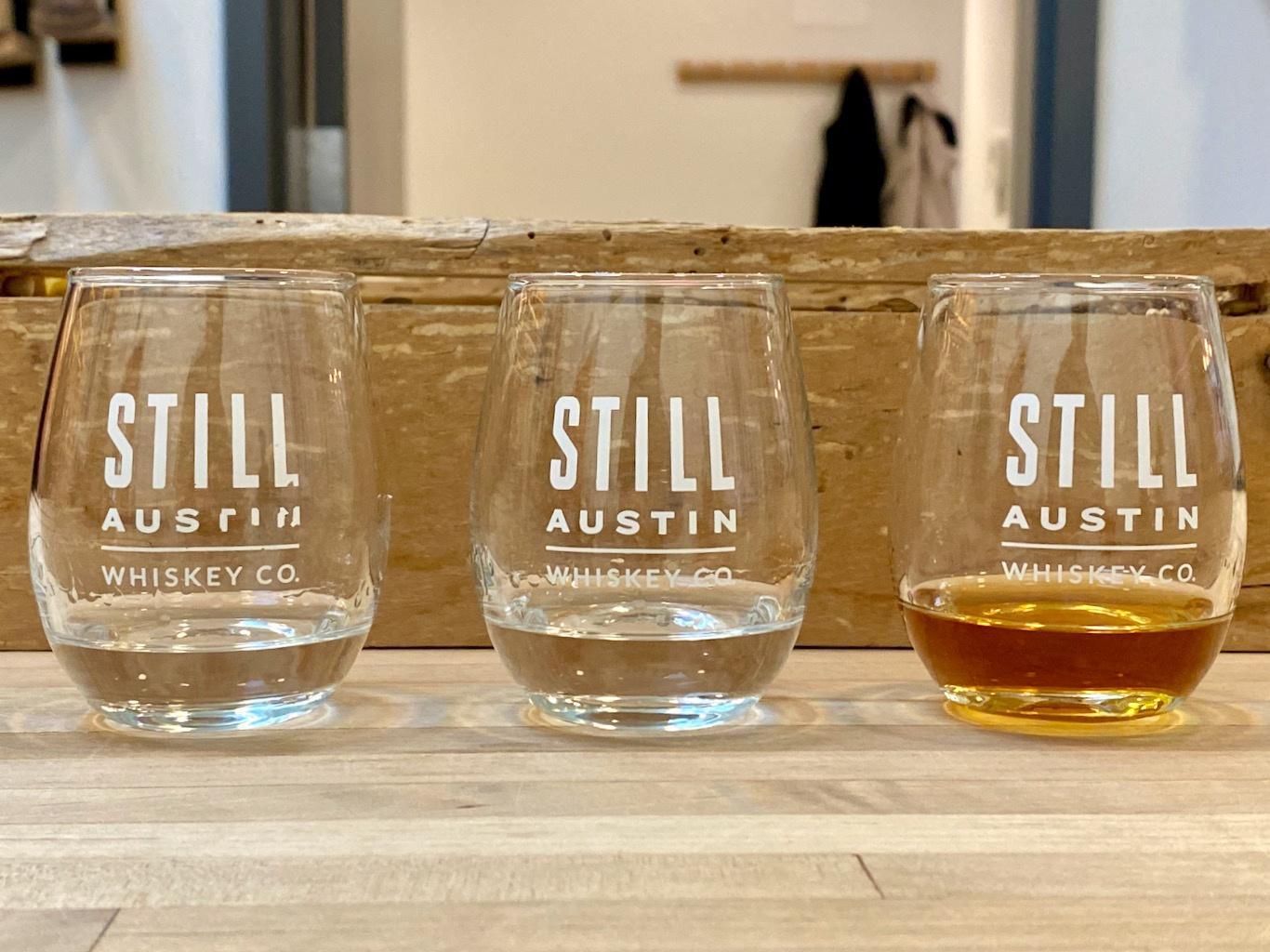 Taster Set -Still Austin Whiskey Co