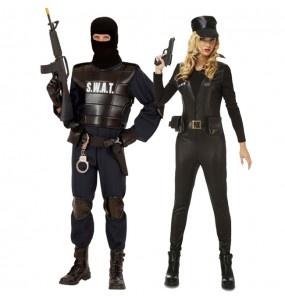 PAREJA SWAT
