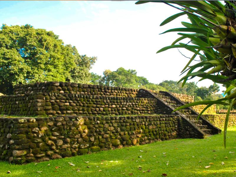 Zona Arqueológica de Izapa.