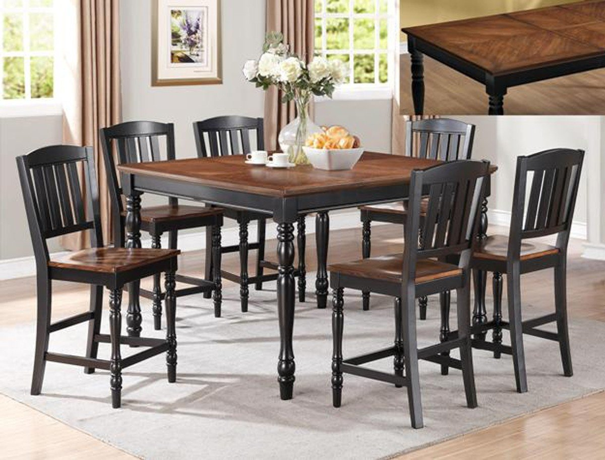 furniture clearance center pub sets. Black Bedroom Furniture Sets. Home Design Ideas