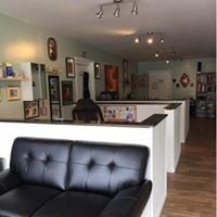 Tattoo Shop Interior 2