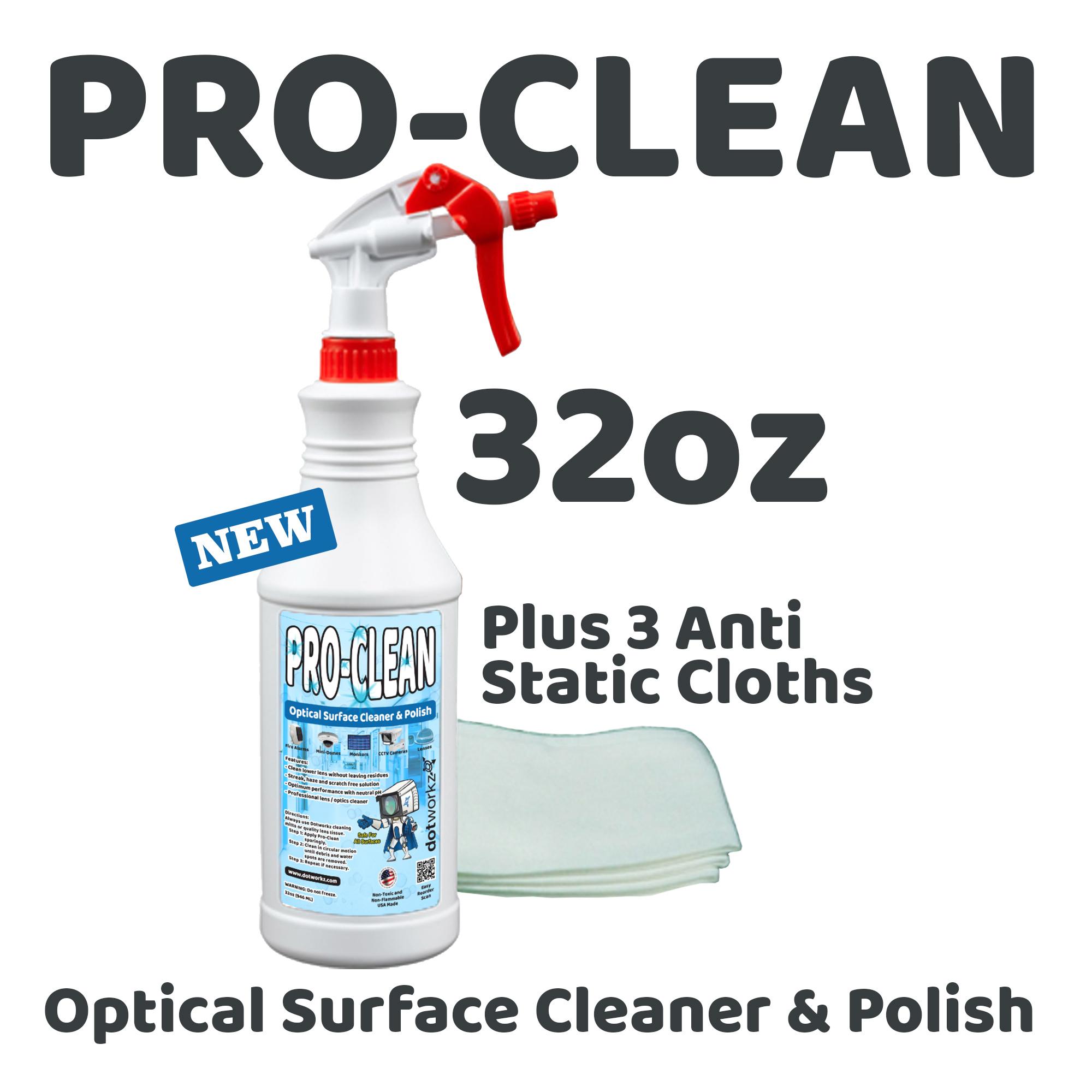 Dotworkz Dome Cleaner Mitt 3-Pack (DW-3MIT)