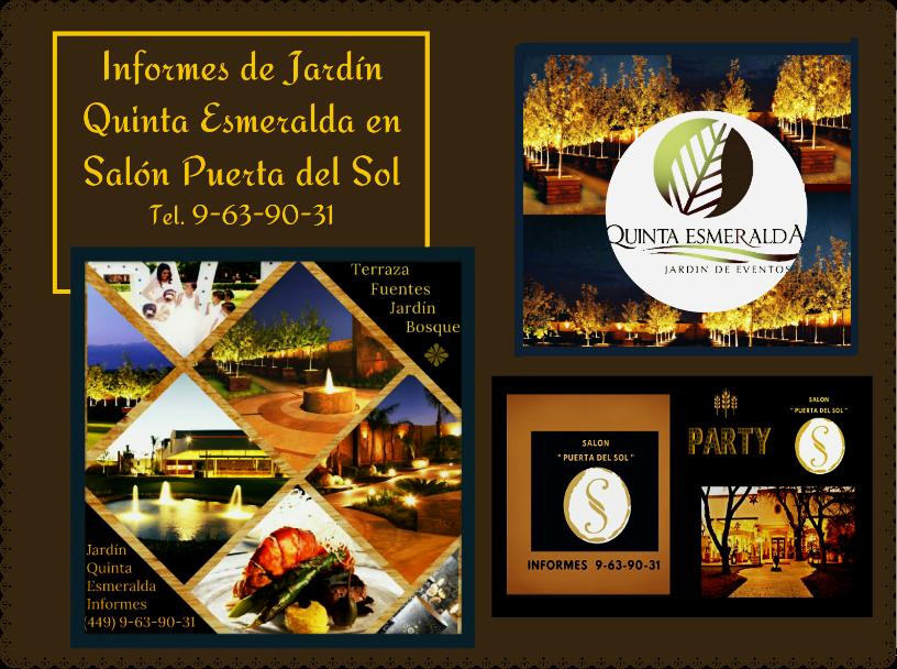 Jard n quinta esmeralda iphone for Jardin quinta esmeralda aguascalientes