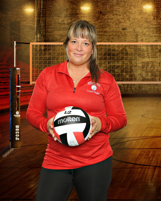 Molly Kegley - 13s Coach