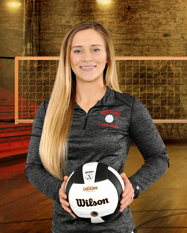 Erin Heck - 14s Coach