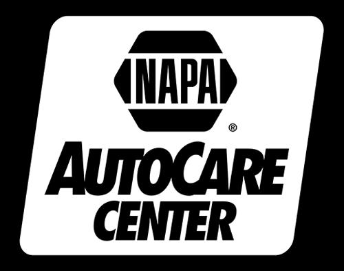 We are a NAPA Auto Care Center.