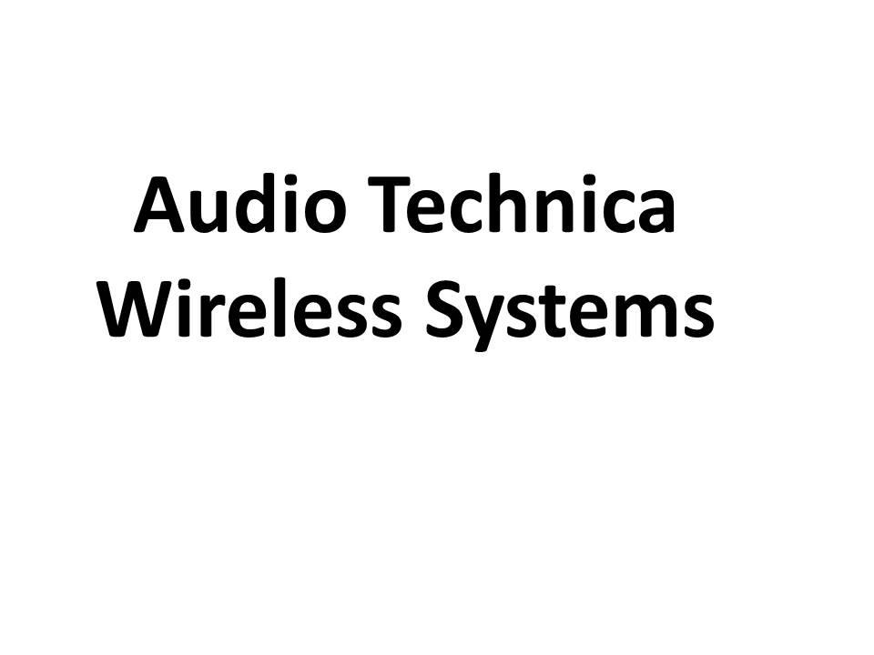 Wireless Mics