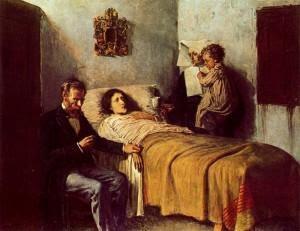 Picasso painted Ciencia y Caridad (1897) at around age 15.