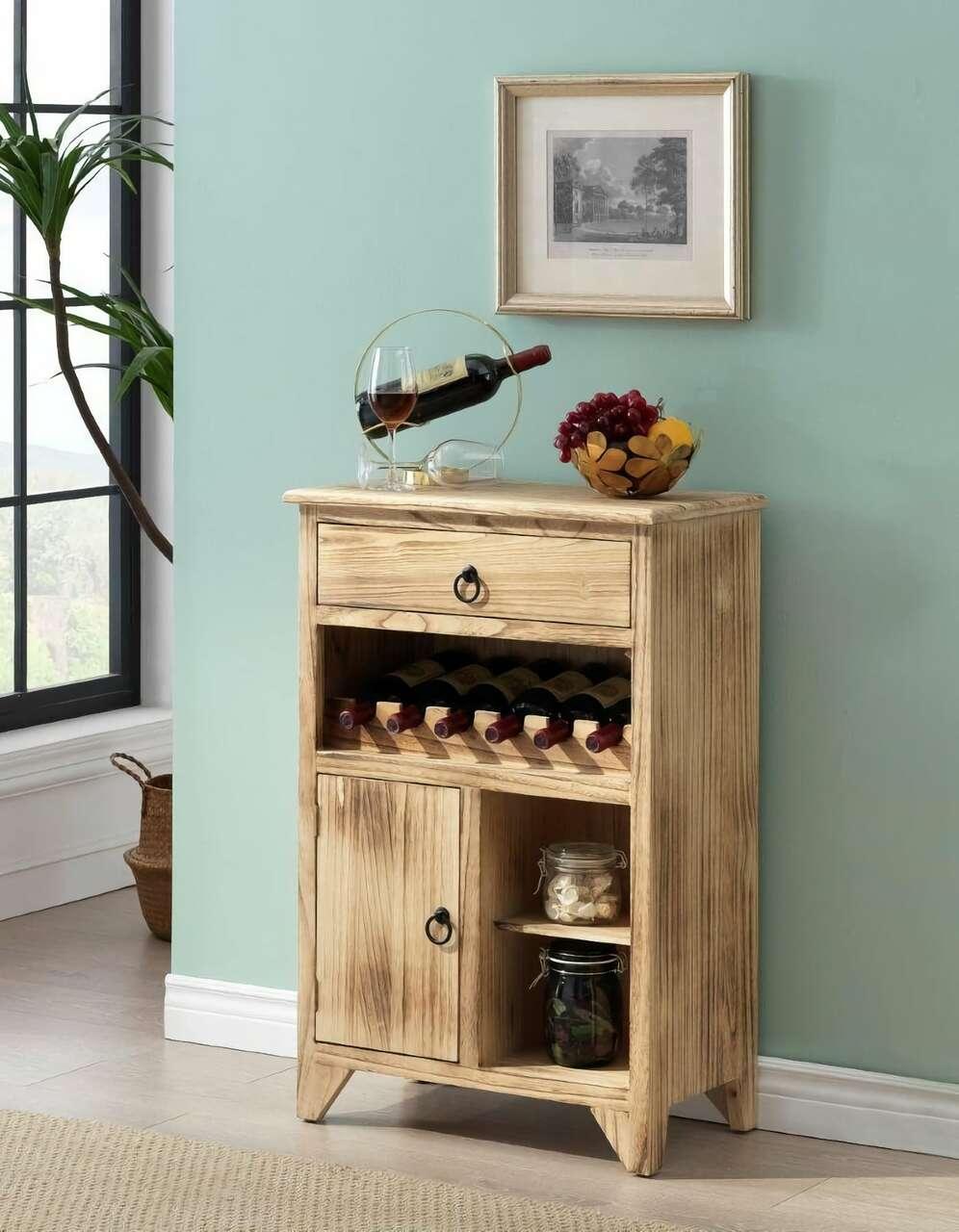 Wine Cabinet 55619 by Coast to Coast