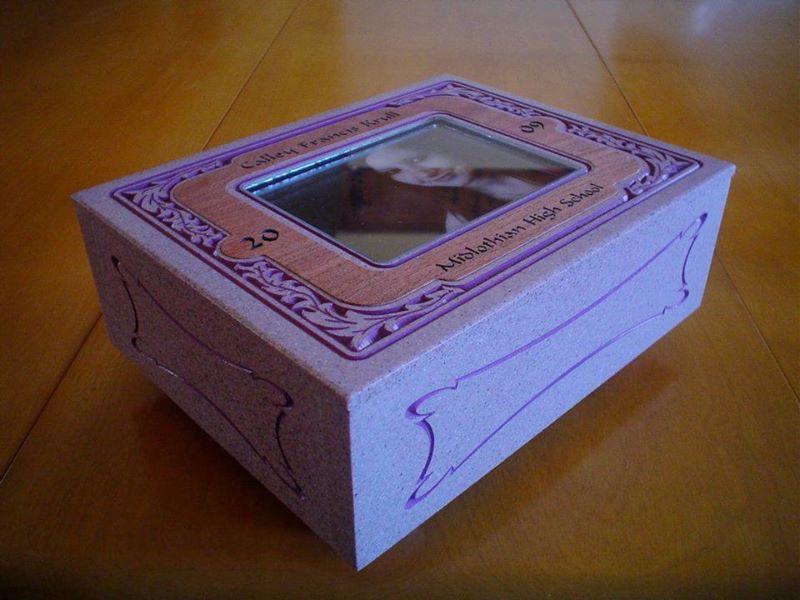 Corian Keepsake Box