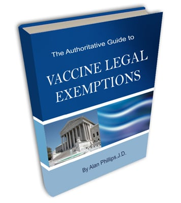 The Authoritative Guide to Vaccine Legal Exemptions (e-book)