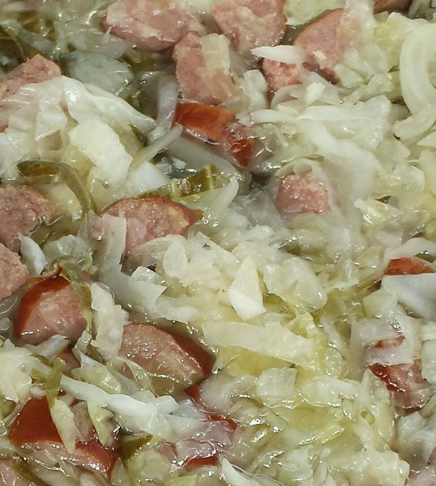 A Mixture of Sauerkraut