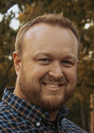 Pastor Chad Farber