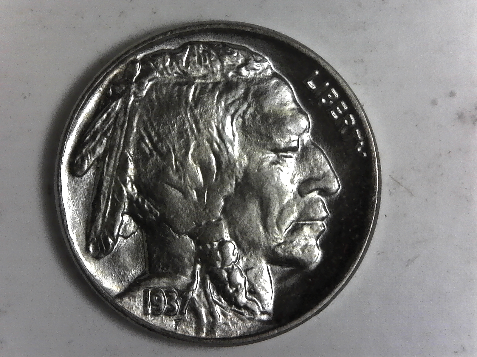 Click on Buffalo Nickel for Online Inventory