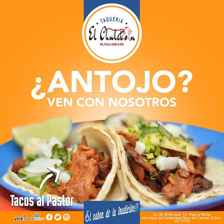El Chuletón - Tacos al pastor