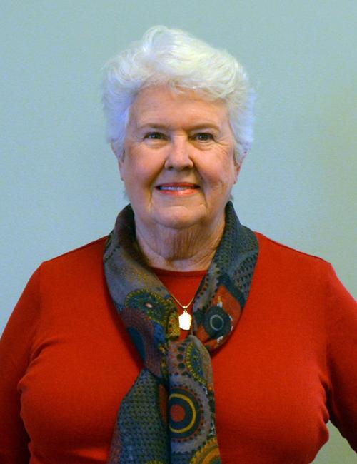 Sally Otte, Secretary
