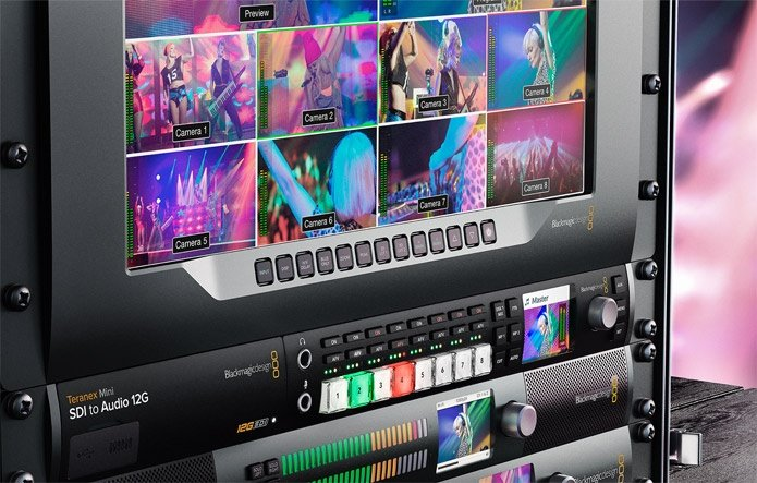 Blackmagic ATEM HD TV Studio Hire