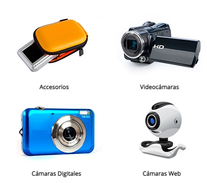 Cámaras y Videocámaras