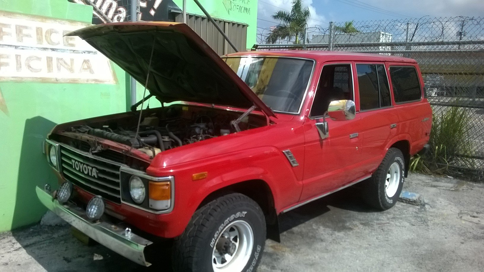 1982 Landcruiser 4.2L
