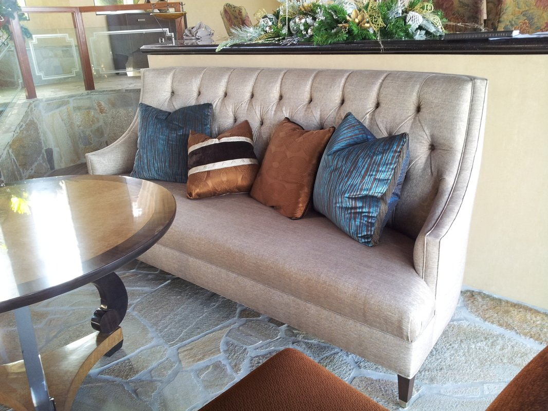 San Diego Upholstery Services Custom Furniture By Home Interiors - Furniture upholstery san diego