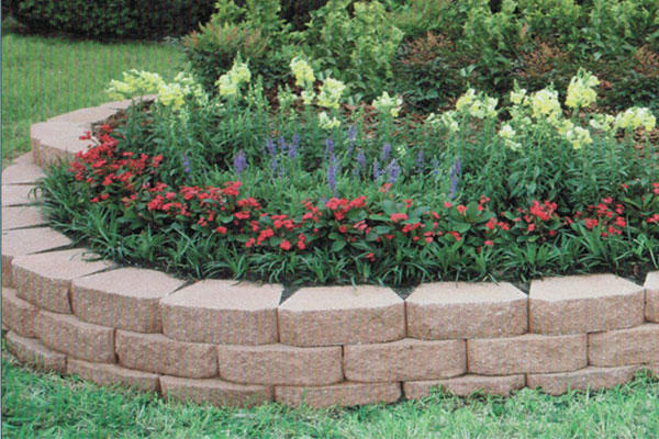 Windsor Retaining wall
