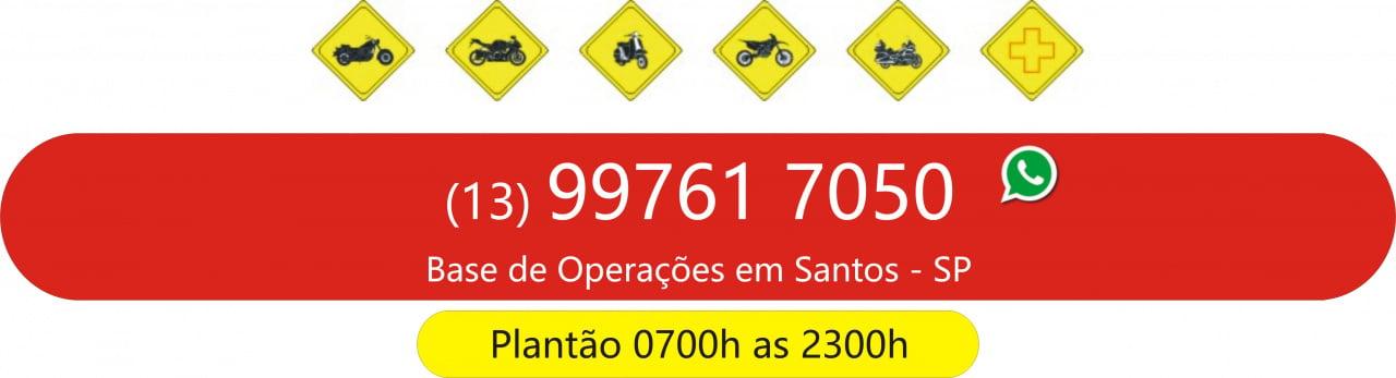 Santos Guincho Socorro Moto Help Baixada Santista Resgate