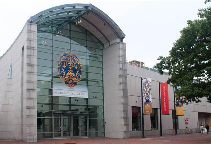 Peabody Essex Museum - Salem, Ma