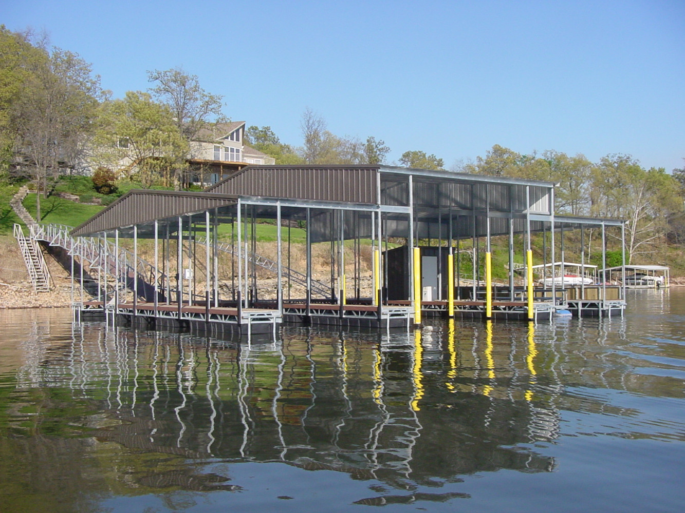 Custom Dock
