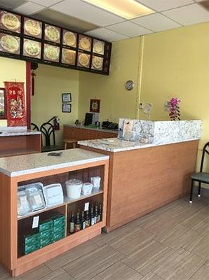 Restaurant Counter