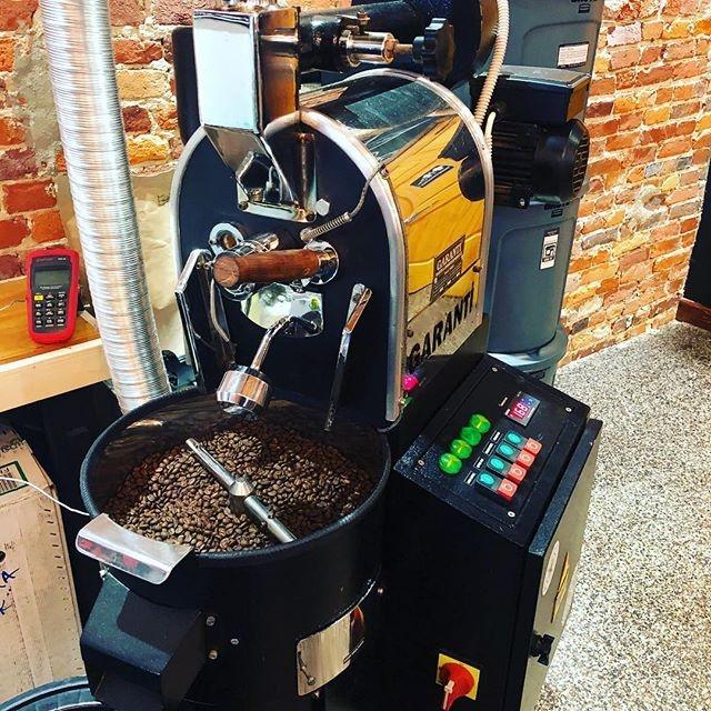 Garanti Coffee Roaster