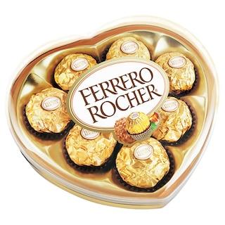Ferrero de 8 piezas $125.00 pesos