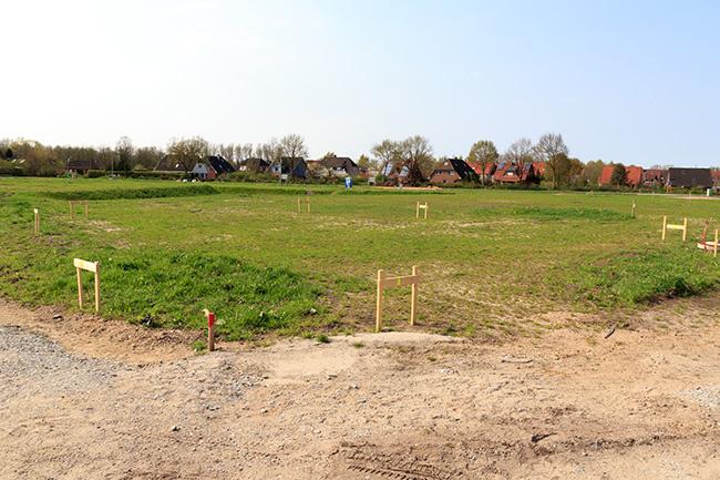 Building Lot Site