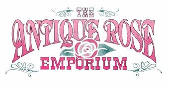 The Antique Rose Emporium Logo