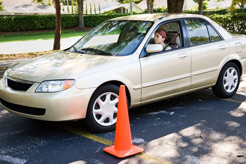 Student Learning Parallel Parking