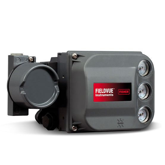 Controlador de válvula digital DVC6200 FIELDVUE™ de Fisher™