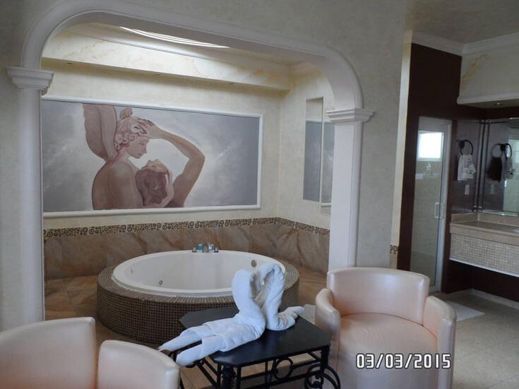 Motel Hacienda de Castilla - HABITACIONES CON JACUZZI