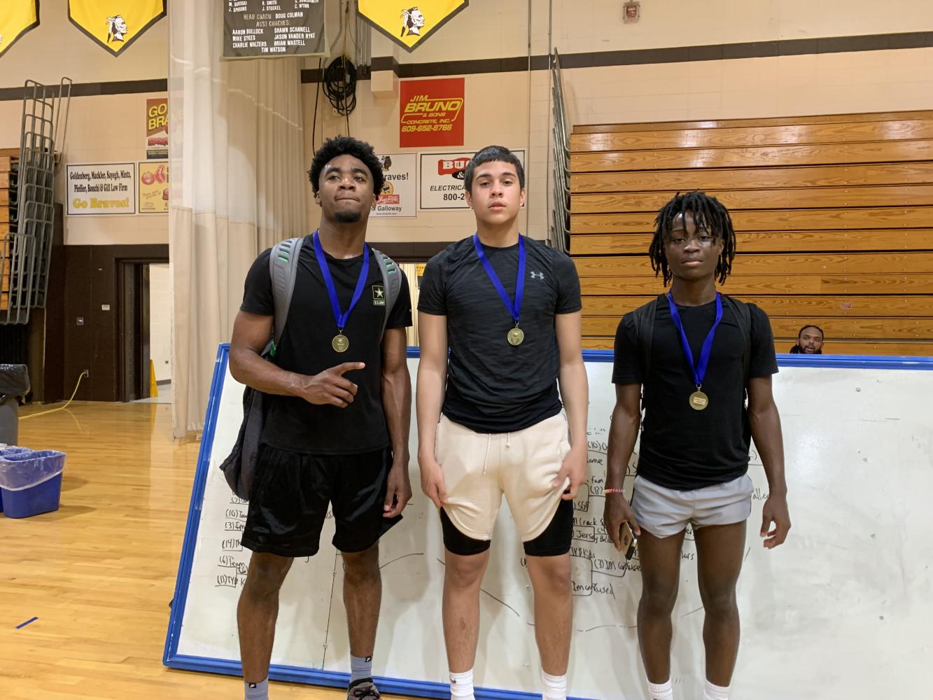 Varsity Champions: Shooters