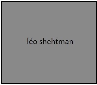 Léo Shehtman
