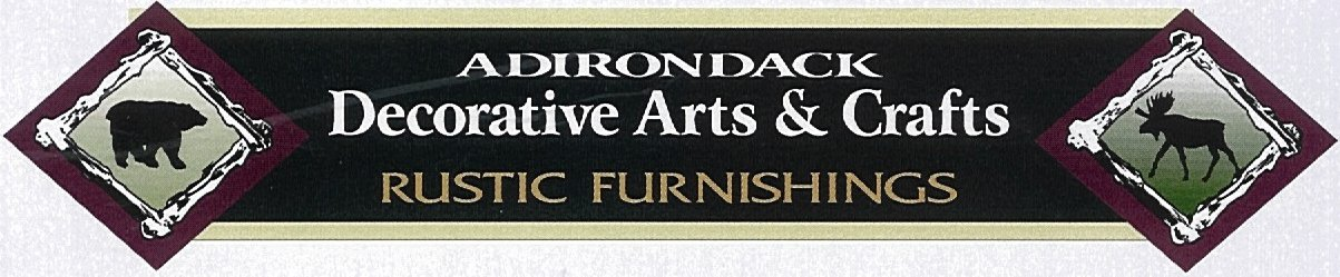 ADIRONDACK TRADING - ADIRONDACK DECORATIVE ARTS CRAFTS