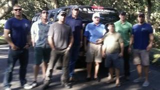 Charity golf. Seal team. Amelia island 2015