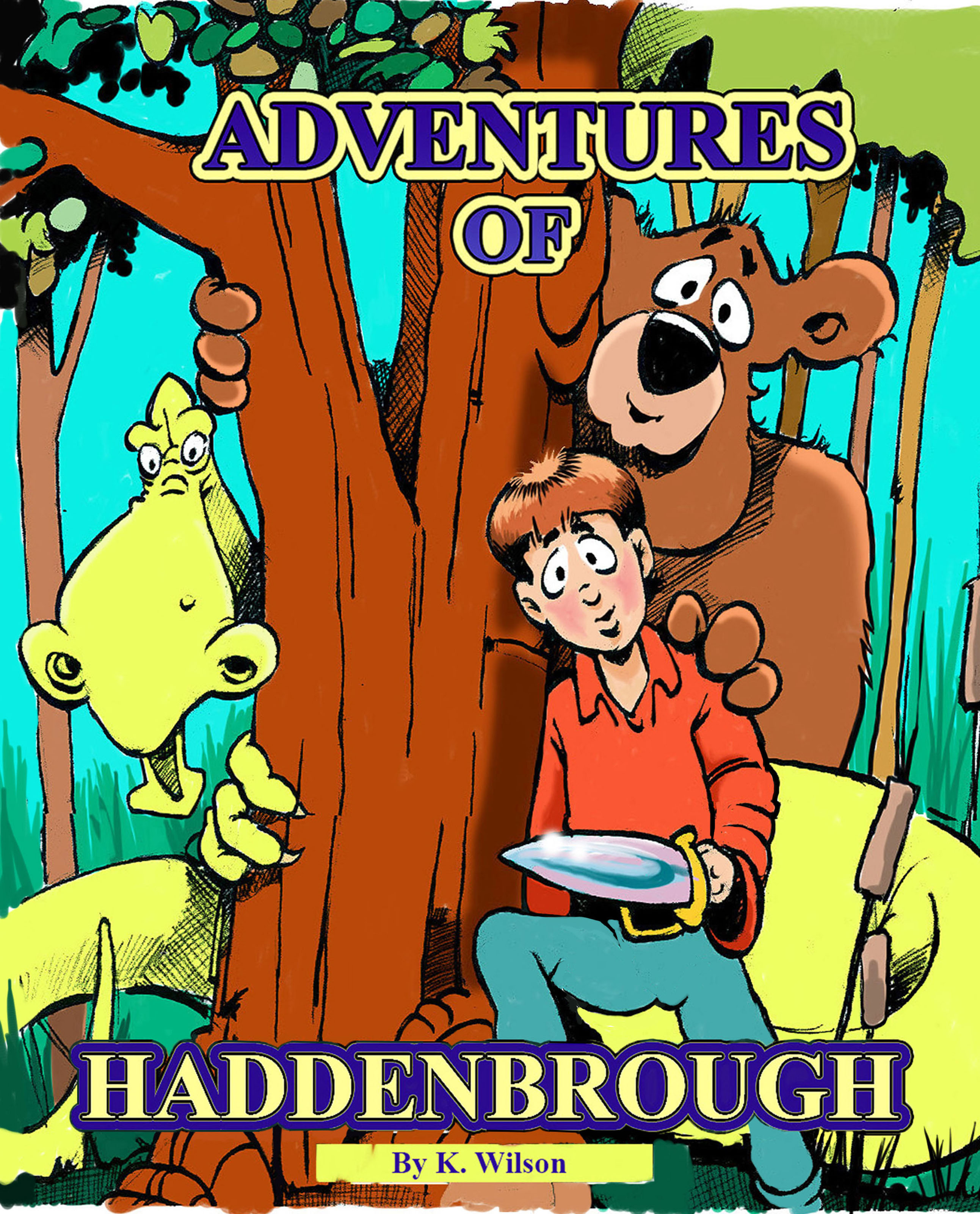 Adventures of Haddenbrough