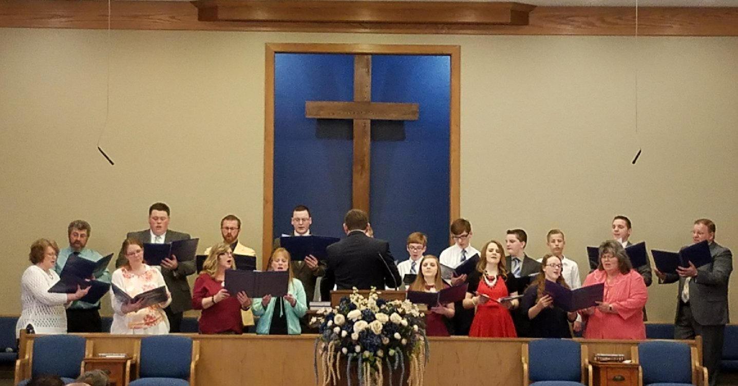 BBC Choir!