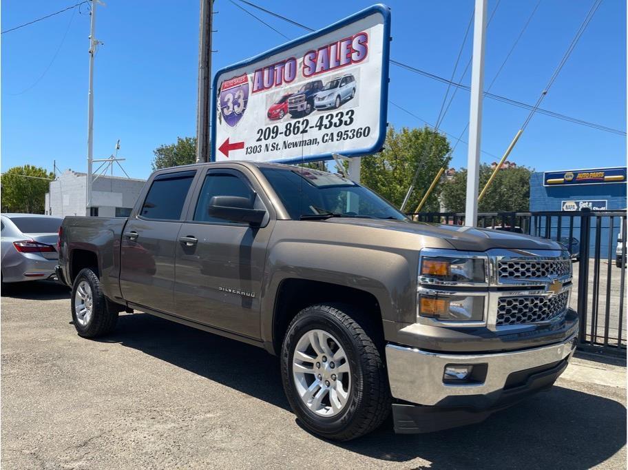 2014 Chevrolet Silverado 1500  Miles: 154,096 Drive: 2WD Trans: Auto, 6-Spd HD Overdrive Engine: V8 EcoTec3 Flex Fuel 5.3L VIN: 430693