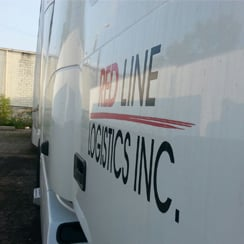 Red Line Logistics Inc Truck