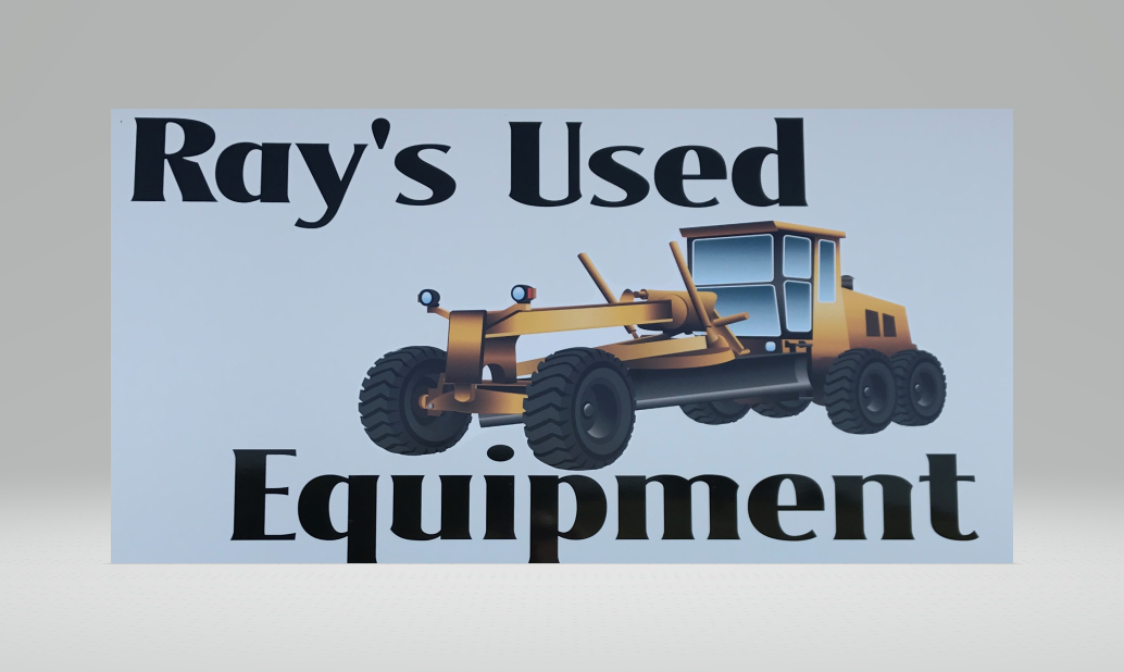 Rays Used Equipment