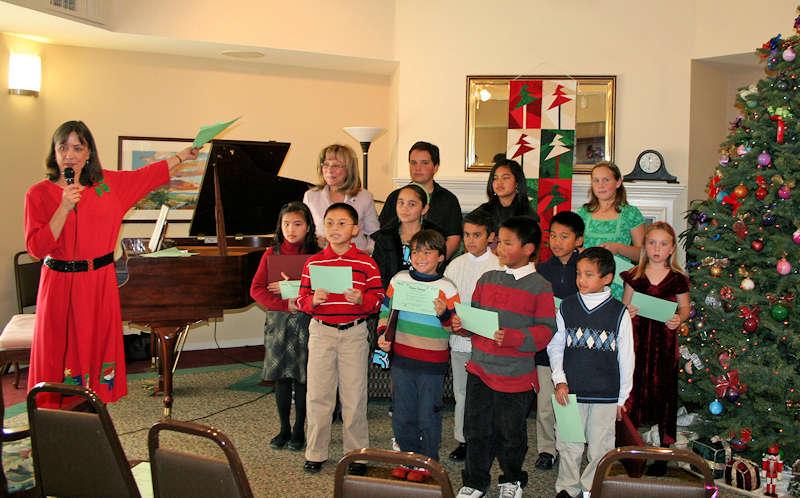 2009 Christmas Performance
