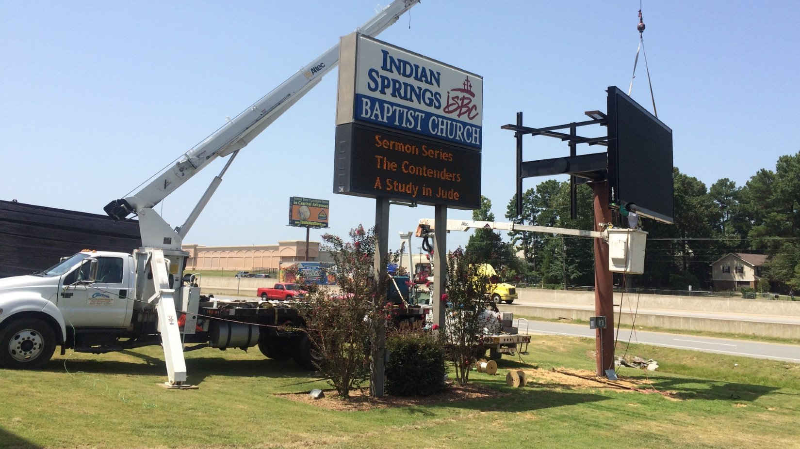Over 33 Years Outdoor Advertising Experience!