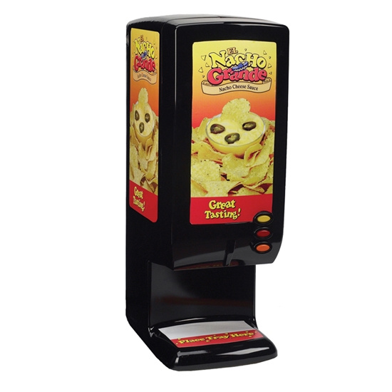Nacho Cheese Dispenser (bag style) $30/day or weekend
