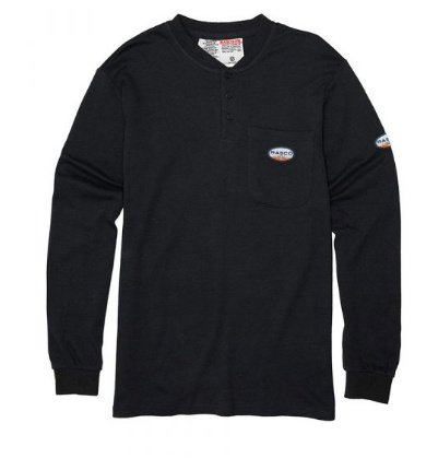 16 Rasco Henley Black